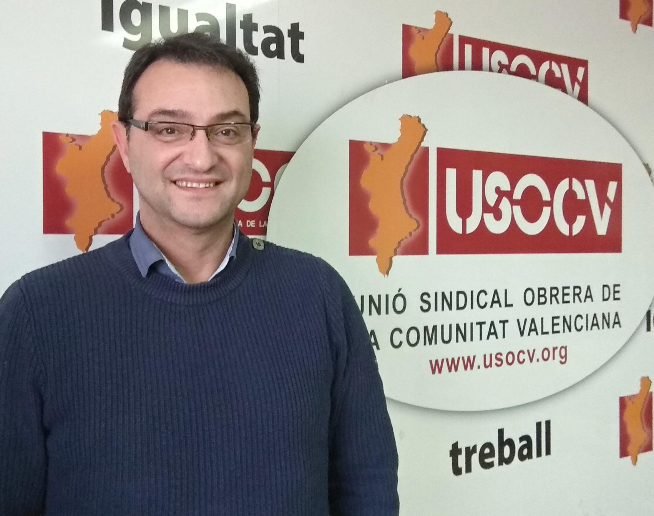 Secretario Organización de USOCV