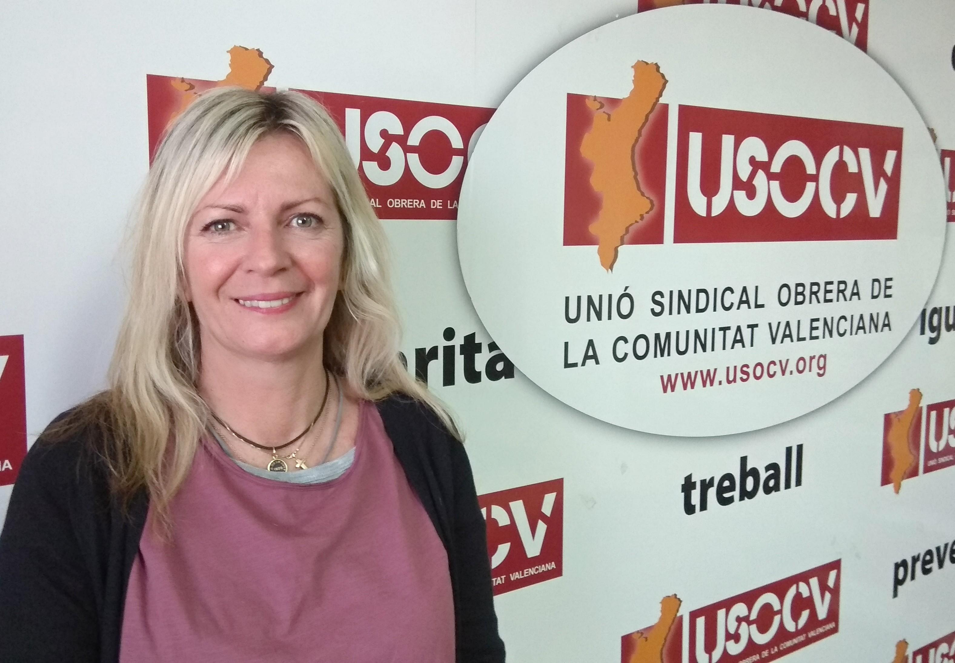 Secretaria General de USOCV